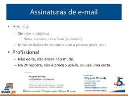 assinatura - Crie e adicione uma assinatura para mensagens de email (Outlook 2007)