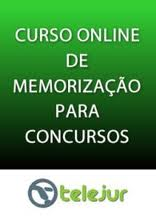 Curso Memorização para Concursos - Telejur
