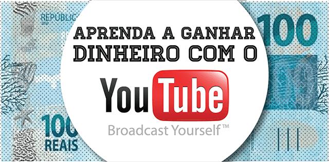 youtube - Como Ganhar Dinheiro no Youtube