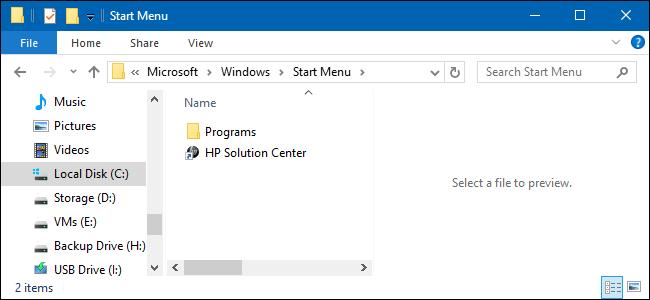 aaaaaaaaaaaaaaa - Como abrir a pasta do menu Iniciar no Windows 7 ou 10